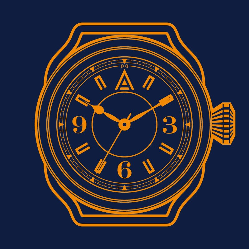 classic watches by wt author front