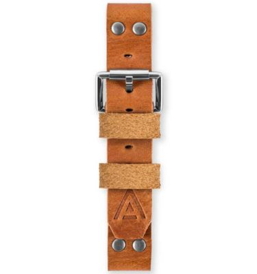 Bespoke watch straps front fastened by WT Author