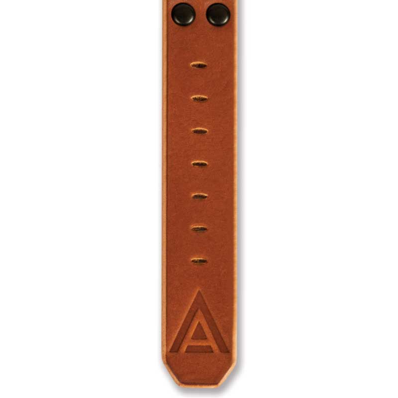 Trench watch strap bottom tan by WT Author