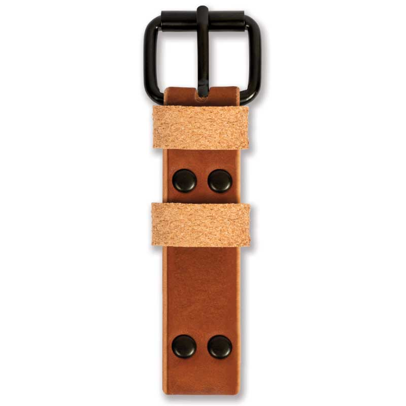Trench watch strap top tan by WT Author
