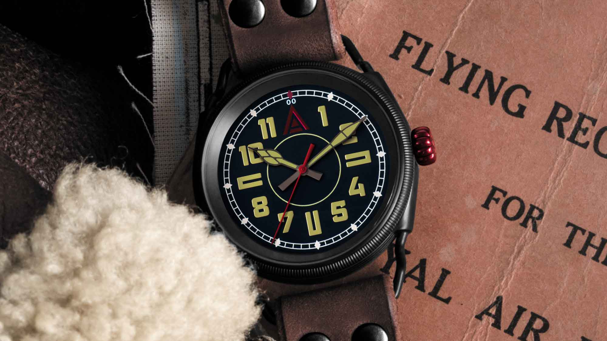 military style watches no 1914 blue wt author