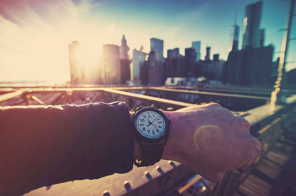 St George's Day 2016 NYC W T Author British Watches for Men