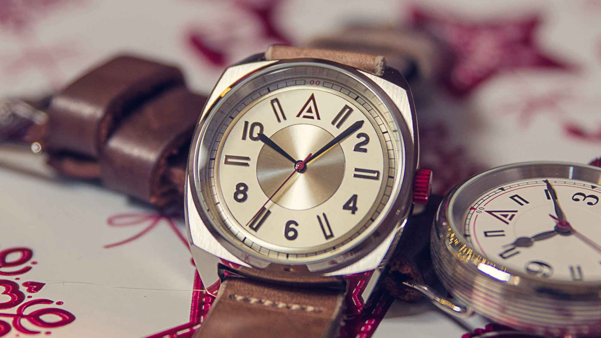 classic style watches no 1934 cream wt author watches