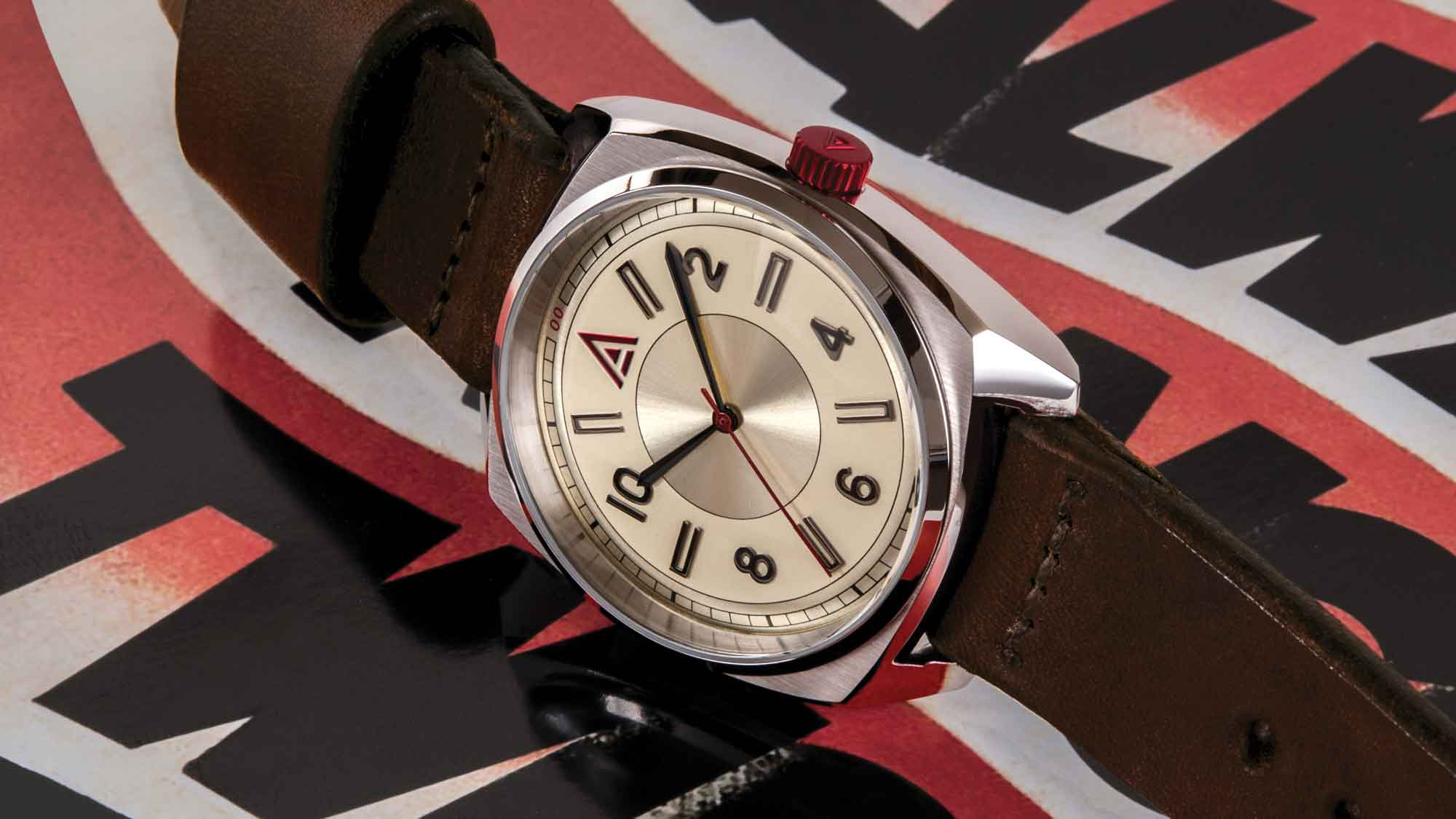 classic style watches no 1934 cream wt author