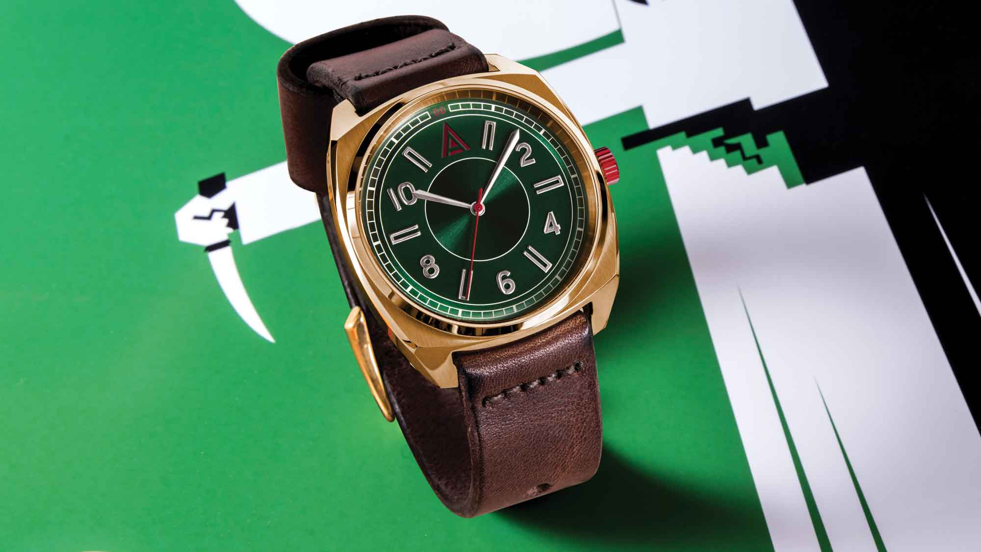 classic timepieces no 1934 green wt author