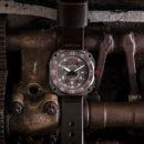 Aviator watch by wt author grey no 1940 hero