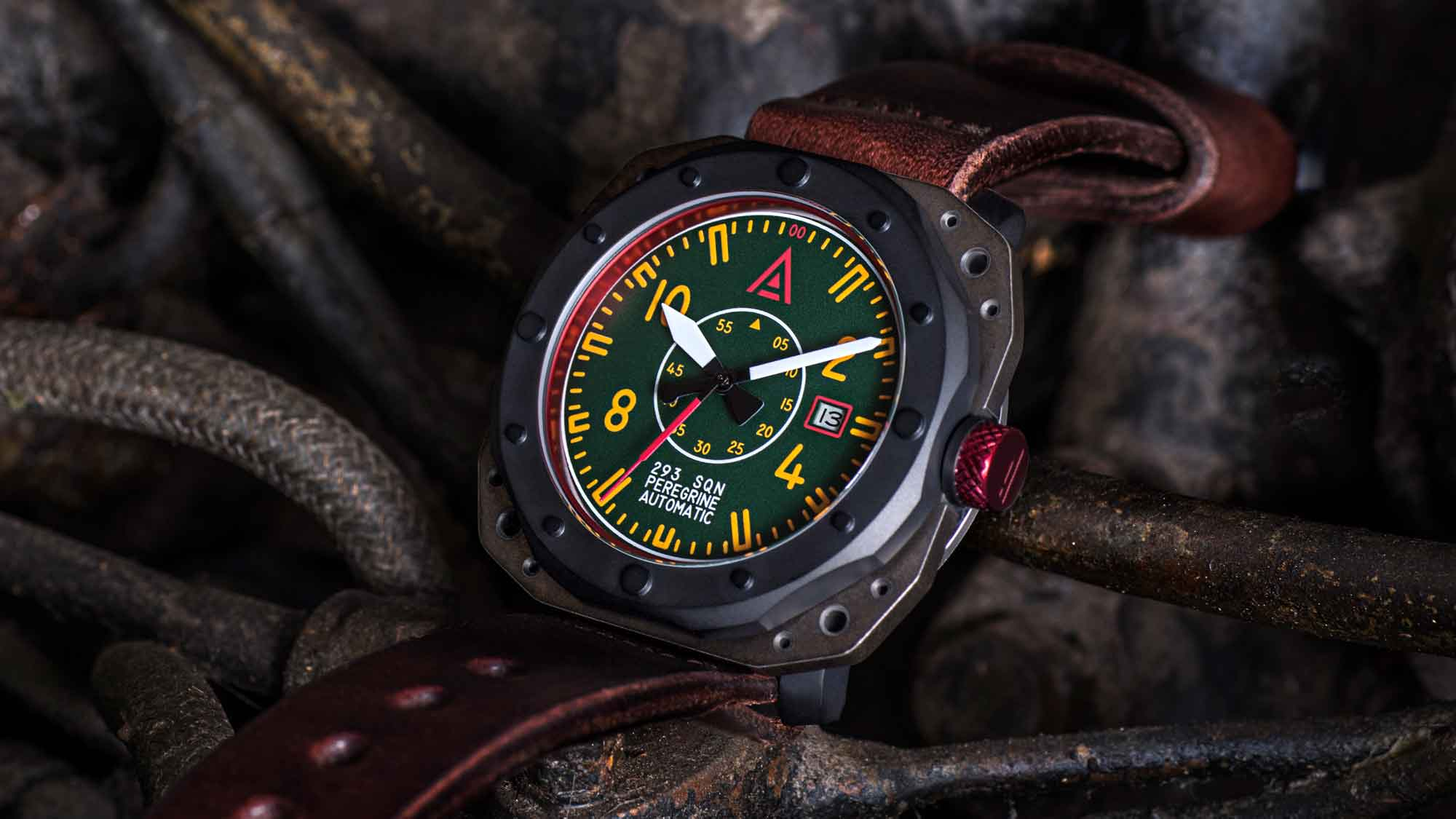 aviation watch no 1940 green wt author