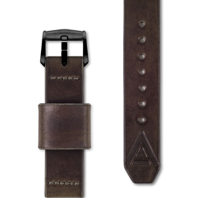 luxury watch strap full front