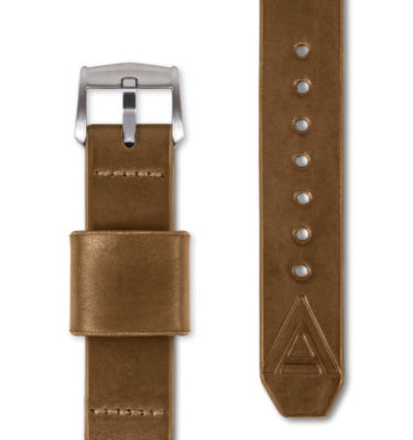 tan watch band full