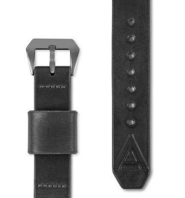 Military watch strap by wt author front