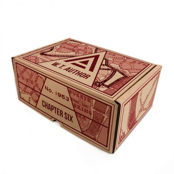 Nº 1953 WATCH PACKAGING BOX