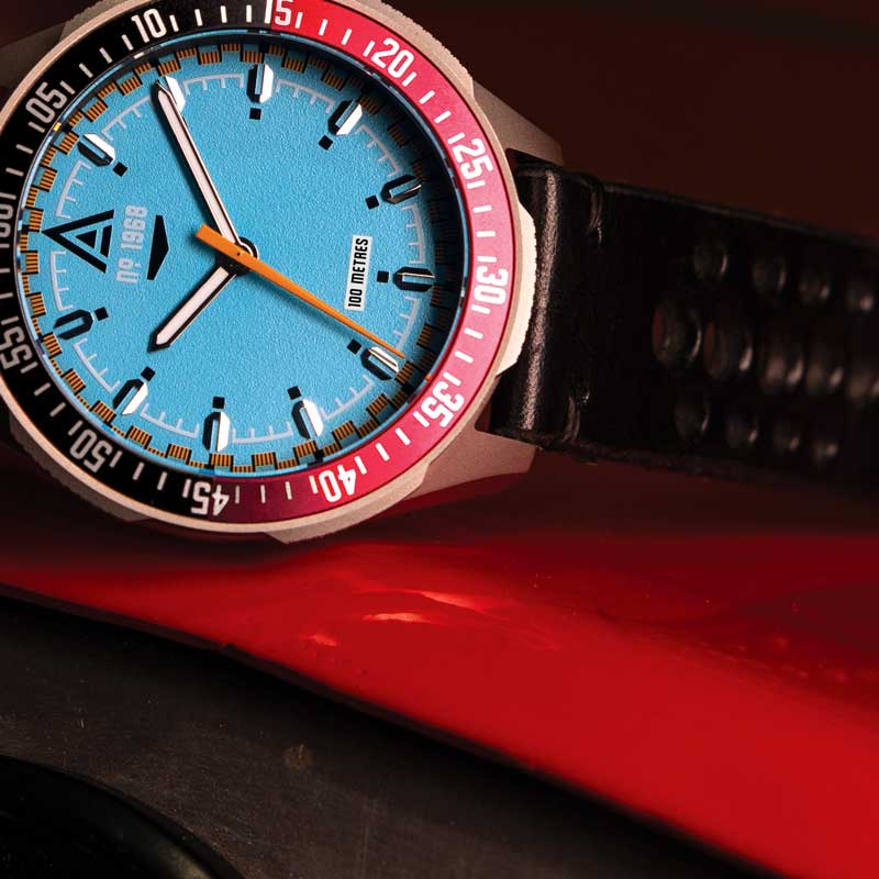 automotive watches collection cerulean wt author