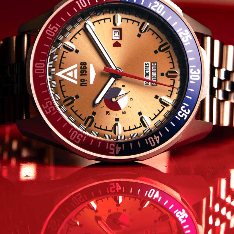 automotive watches collection gold wt author