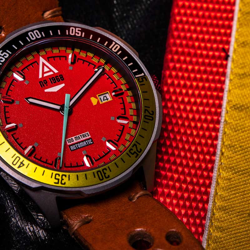 automotive watches collection scarlet wt author