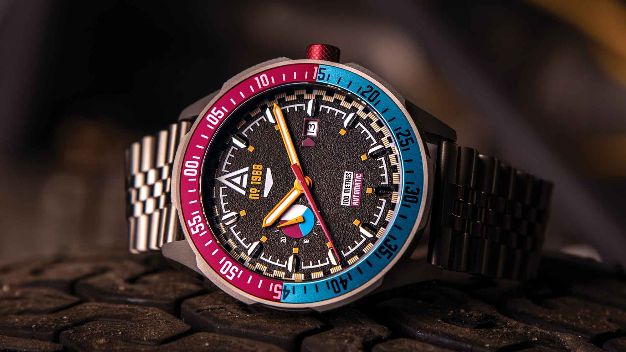 racer watches no 1968 black wt author
