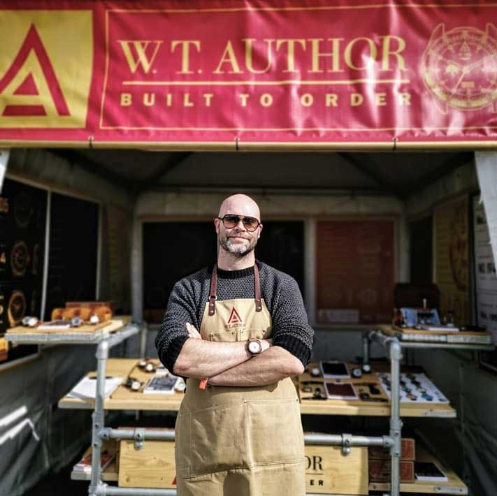 unique watches by wt author bath and west show