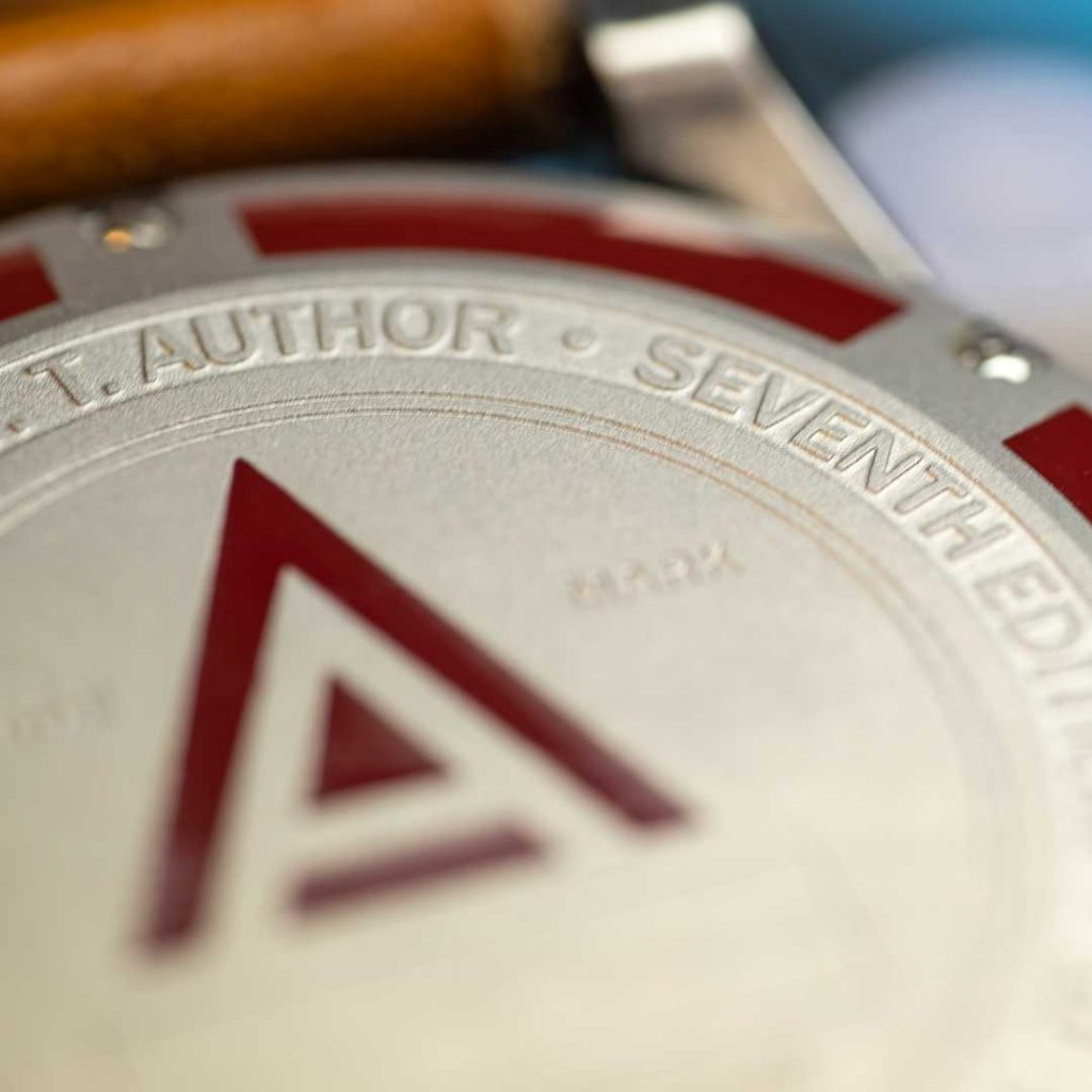watchmaking workshop wt author watch back