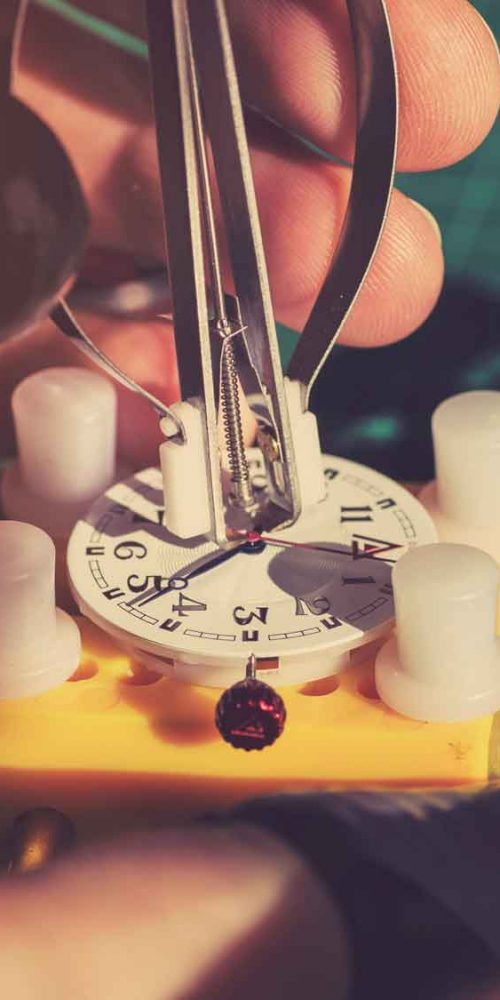 history of watchmaking wt author no 1929