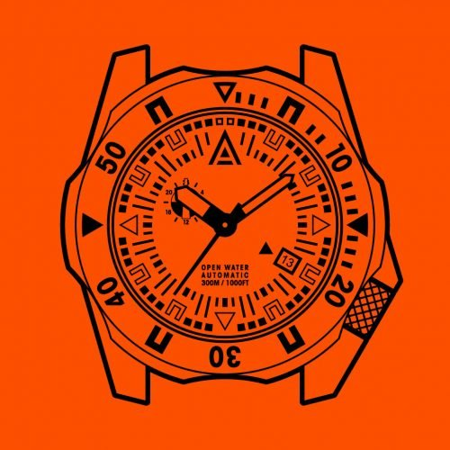 open water watches by wt author front