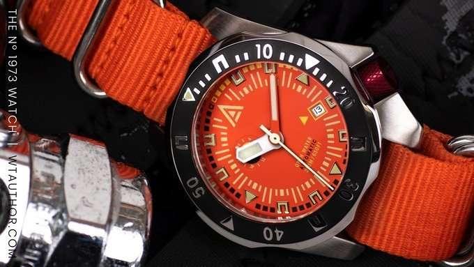 kickstarter watches 2021 wt author orange 1