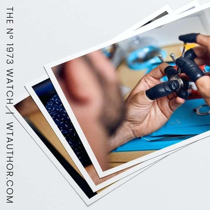 kickstarter watches 2021 wt author photographs