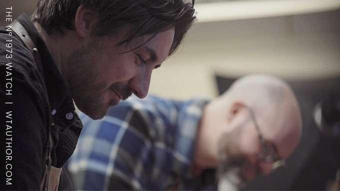 kickstarter watches 2021 wt author sam holland jon shakespeare