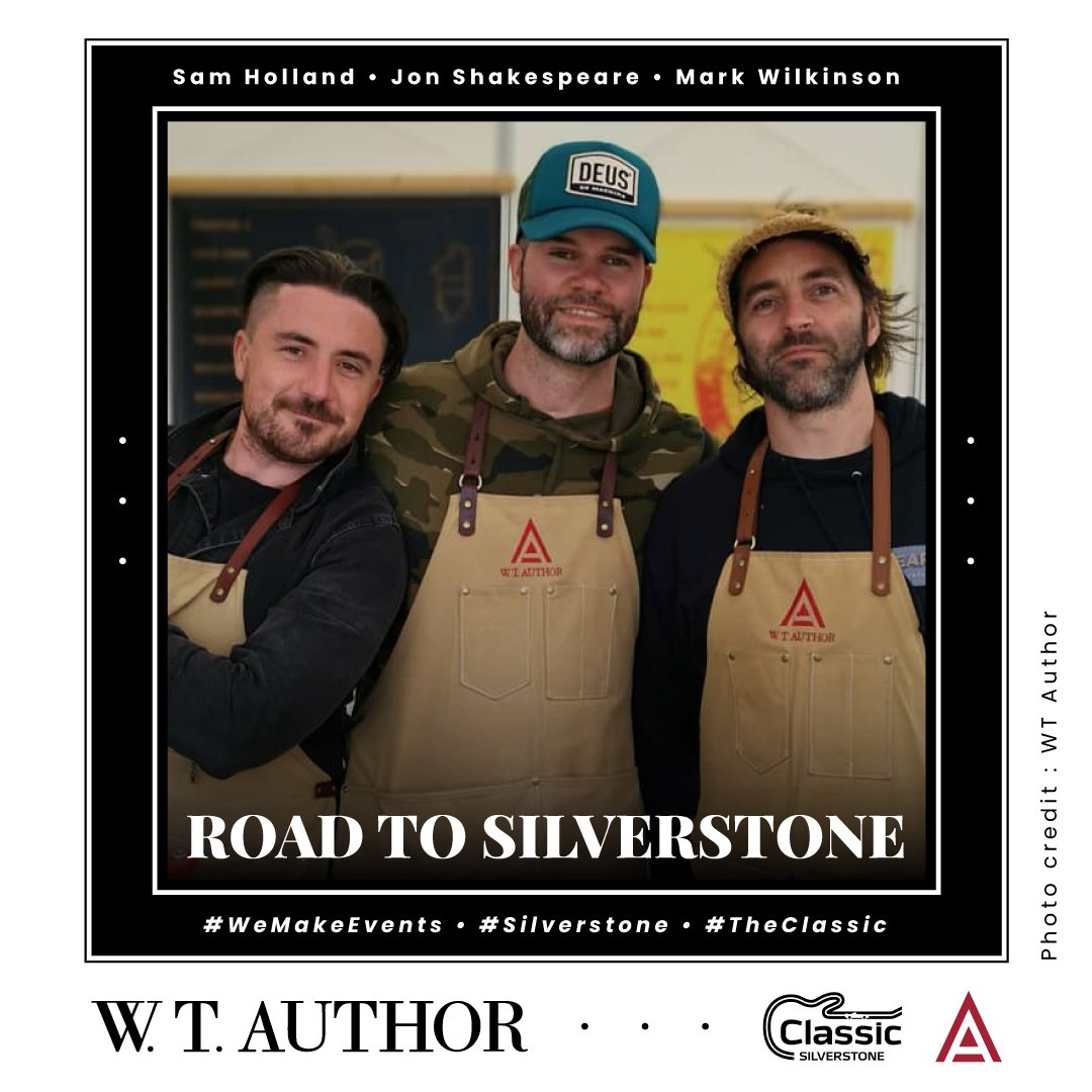 silverstone classic 2021 wt author